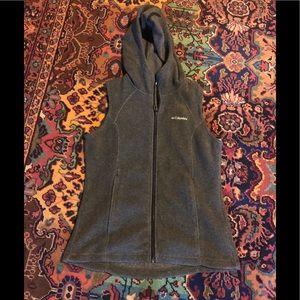 New Women's Columbia Fleece Full Zip Fleece Size M